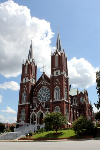 Macon Catholic Church